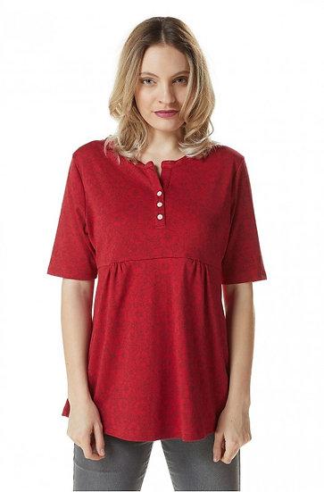 Tunika Shirt Sofia 100% Bio-PIMA Baumwolle