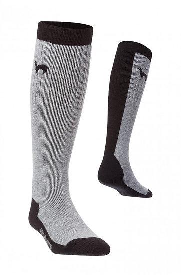 Alpaka Ski-Socke