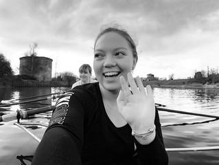 An Interview with RowLeeds Volunteer Coach, Harriet