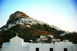 Skyros town