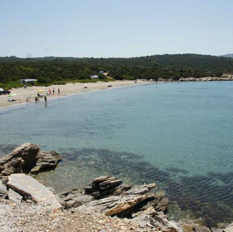 Kira Panagia Beach