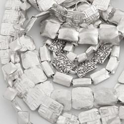 Flat Rectangle Beads