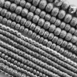 Large Hole Round Beads
