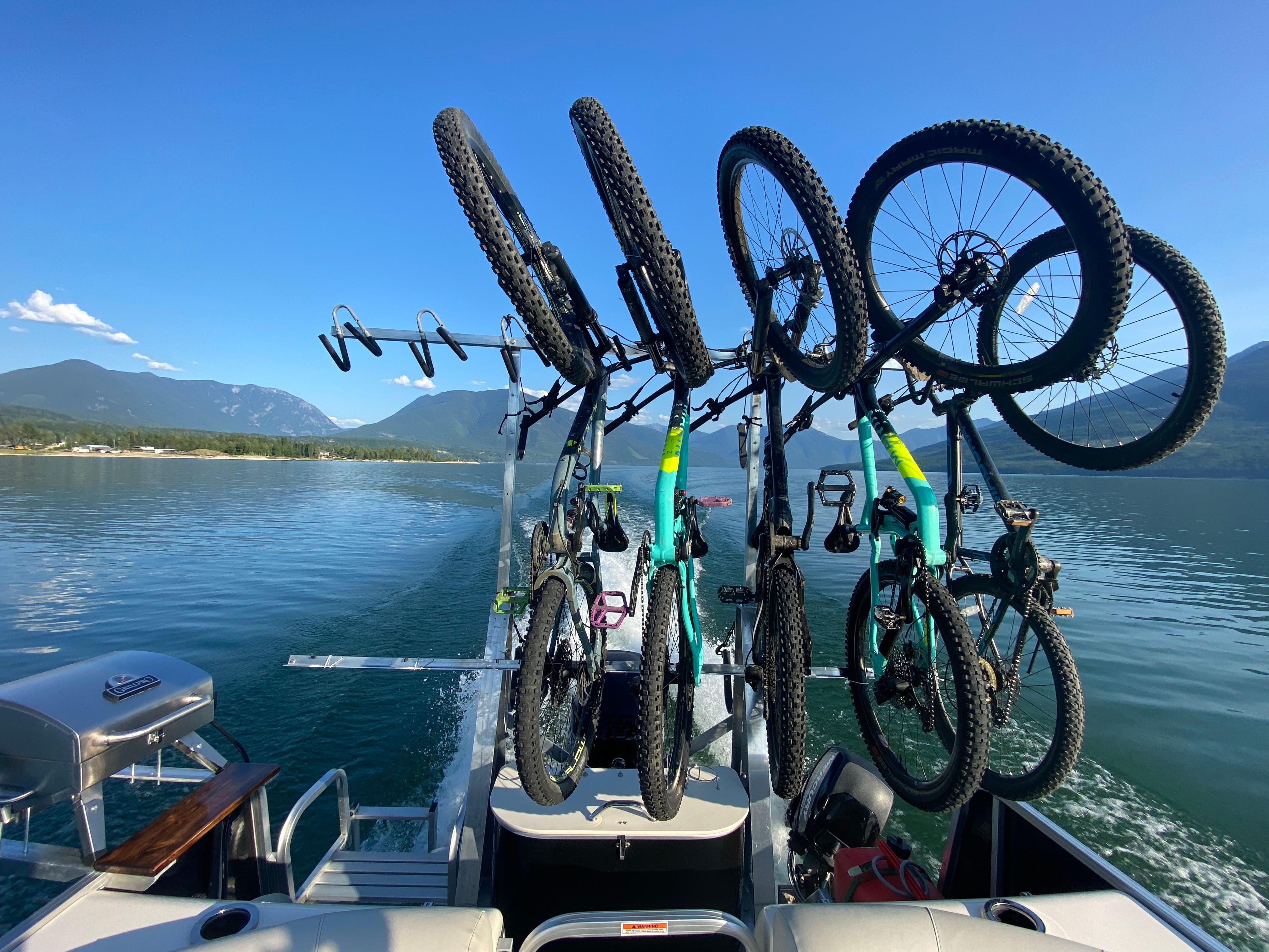 Mount Abriel Bike Shuttle