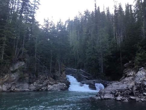 Pingston Falls