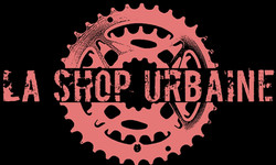 La shop urbaine rose
