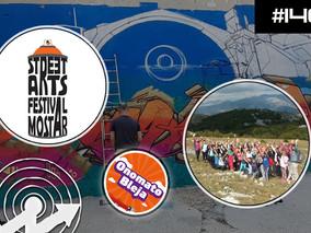 146: Street Arts Festival / Mala planinarska škola 2020 / Onomatobleja