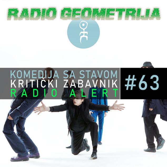 RG63: Nikola Rončević / Einstürzende Neubauten / Al Watiya, Libija