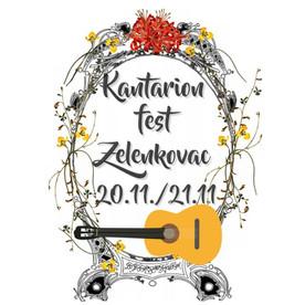 2. Kantarion - festival šumskih kantautora u Zelenkovcu