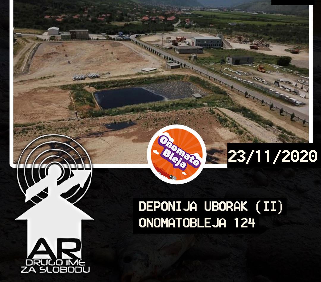 156: Deponija Uborak (II/III) / Onomatobleja 124