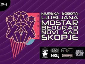#04 CROSSRADIO 2.0: Niko Miholič / The Hip-Brainstorm / Bebe na vole / Festival TAKT