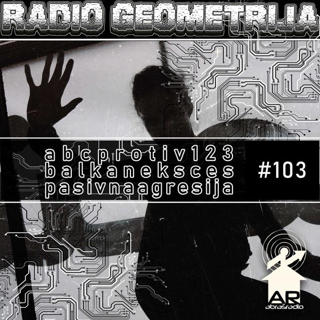 RG103: Manifest urbanog kanibalizma + Accident/Rikavac/Chikara/Doomsday + Pasivna agresija 44