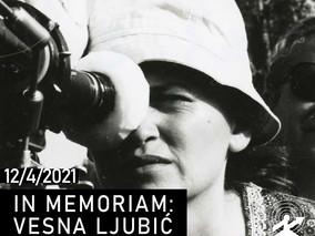 175: In Memoriam: Vesna Ljubić (1938-2021) + Onomatobleja 143