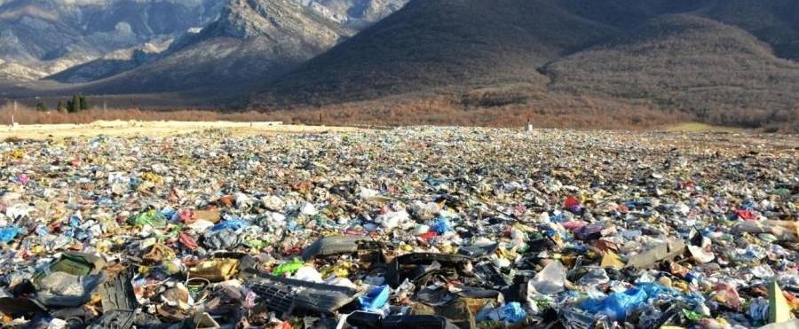 Odlaganje otpada u Mostaru: Deponija Uborak (1. dio)