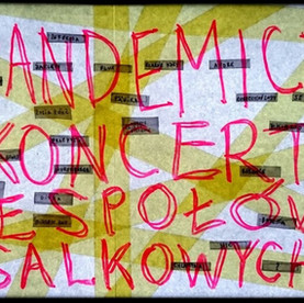 CRK Salka: Pandemijski pregled bendova (Wroclaw, Poljska)