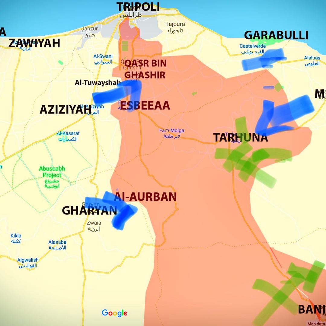 Kovidarijum Tripolitanija (Semir Behram)