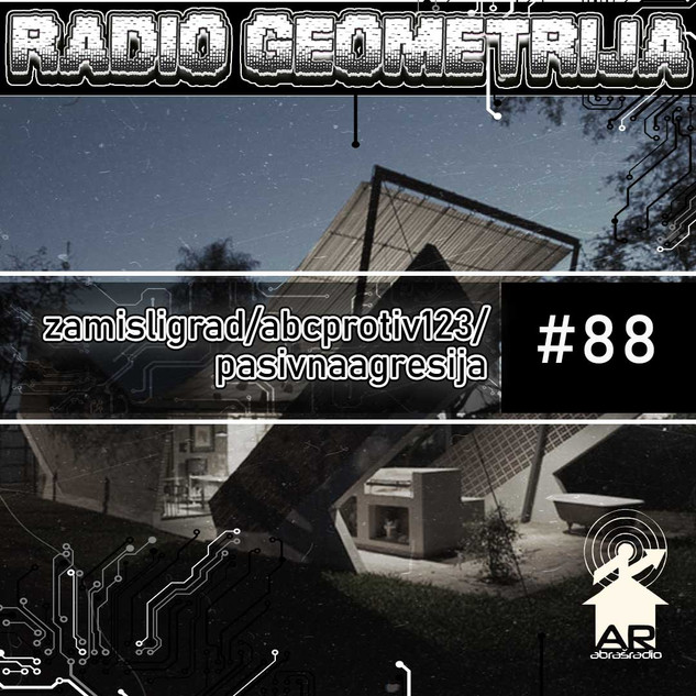 RG88: Suvremena arhitektura Paragvaja + Deklaracija o zaštiti rijeka Zapadnog Balkana + DJ Čir