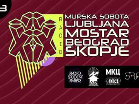 #03 CROSSRADIO 2.0: Klubski maraton 2020 / Brainswitch / Друга приказна / Chilli Jazz Festival