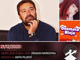 160: Dragan Markovina + Anita Pajević + Onomatobleja 128