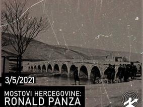 178: Mostovi Hercegovine 2021: Ronald Panza + Onomatobleja 146
