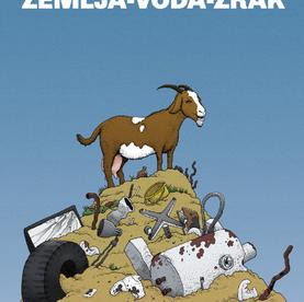 Zemlja-Voda-Zrak: Promocija prvog bh ekološkog stripa