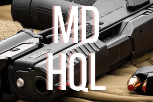 Maryland Handgun Qualification License