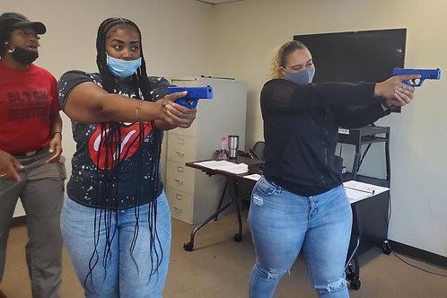 Women's Basic Pistol Course