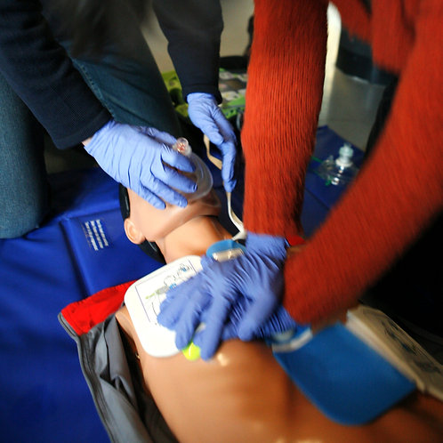 SP8-First Aid/CPR/AED Package