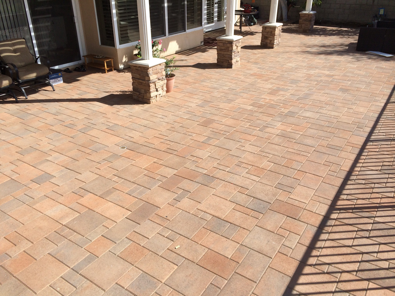 Pavers & Travertine
