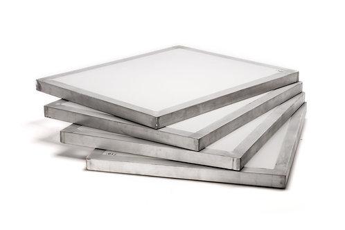 """20"""" x 24 110 mesh aluminum frame"""
