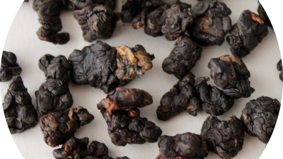 Pacific Black Oolong