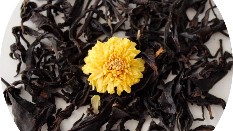 Chrysanthemum Black Tea