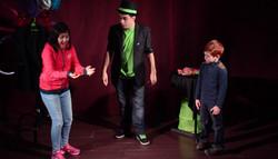 mago Goyo  en teatro ortzai