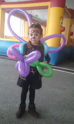 Mago Goyo en evento infantil