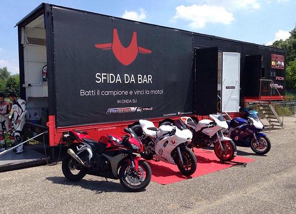 Noleggio Moto per Gare e Eventi
