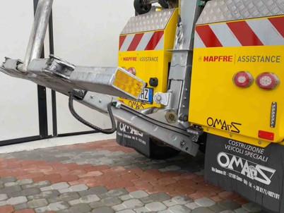 Mezzi di soccorso: ecco il veicolo ibrido che fa la differenza