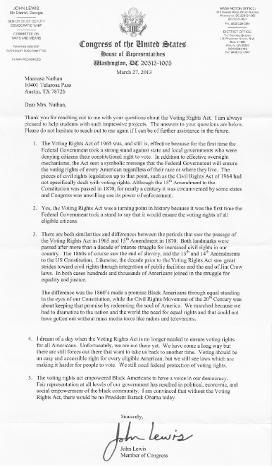 Congressman_John_Lewis_letter