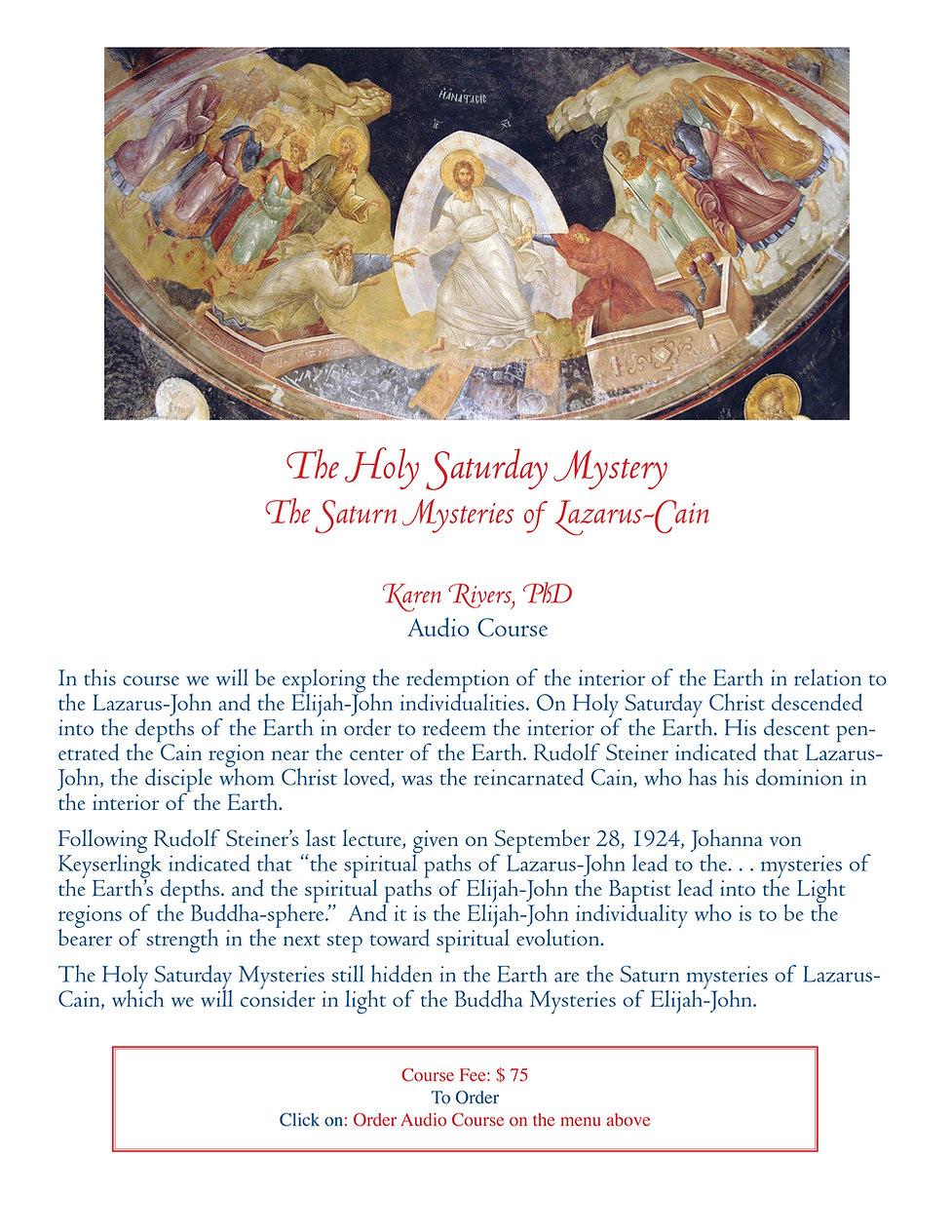 The Holy Saturday Mystery audio.jpg