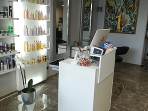 Neues Salon Design