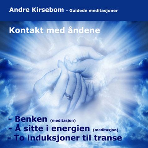 CD Kontakt med åndene
