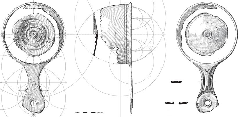 Archaeological illustration rorik