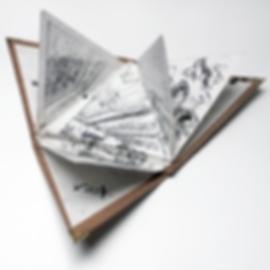 tetrahedral sketchbook rorik