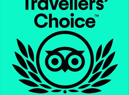 AdventureRutland Ltd Wins 2020 Tripadvisor Travelers' Choice Award