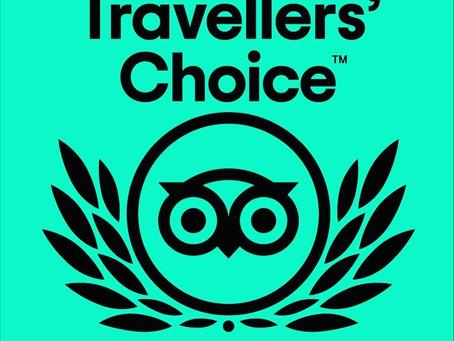 AdventureRutland Ltd Wins 2020 Tripadvisor Travelers' Choice Award