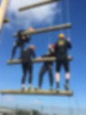Jacobs Ladder RAF Cranwell