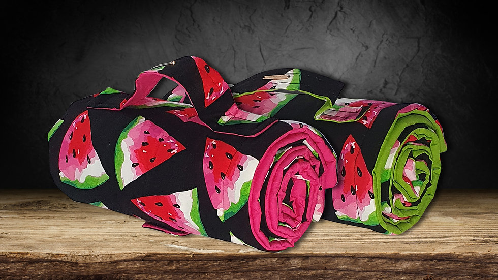 Watermelon Crush Cafe Travel Mat