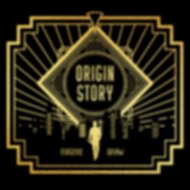 Origin Story - AlbumCover_Spotify-1600px