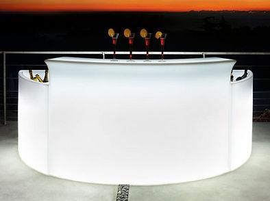 Location bar lumineux