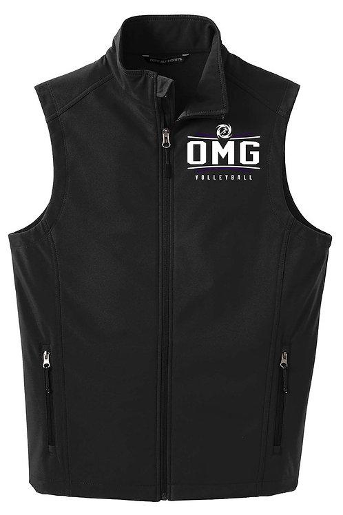 Mens Core Soft Shell Vest