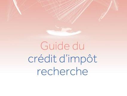 Découvrez le guide CIR 2020  - Crédit Impot Recherche